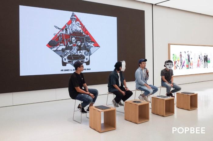 POPBEE 專訪 4 位人氣插畫家:直擊他們畫筆下最有梗的創作過程!