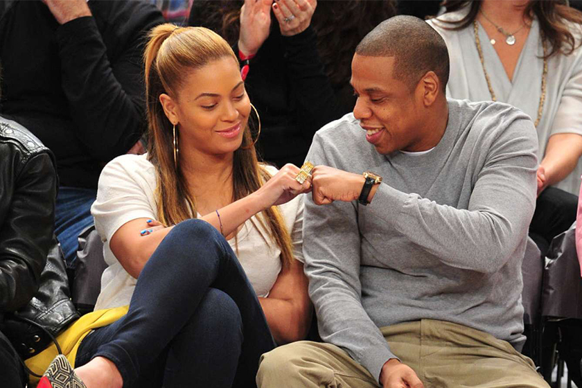 jay-z and beyonce are now worth a combined 1 billion dollar and counting