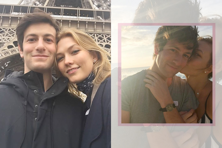 Karlie Kloss engagement ring Joshua Kushner who 6 years Ivana Trump