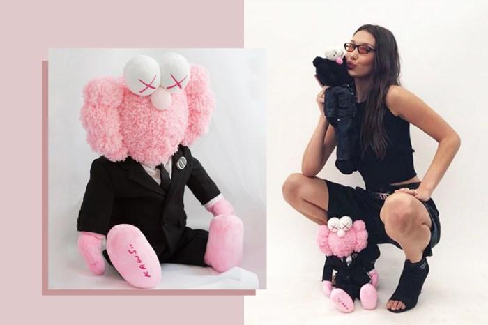 Dior x KAWS 粉紅色版 BFF 公仔被炒賣是意料中事,但這個價錢會不會太驚人?