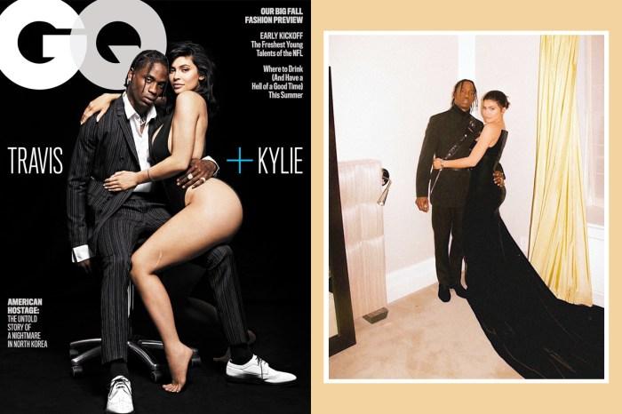 交往一年就成為父母是什麼感受?Kylie Jenner 跟 Travis Scott 大談兩人關係!