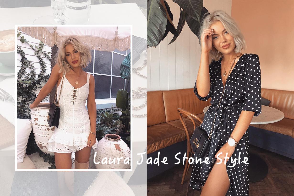 Laura Jade Stone style