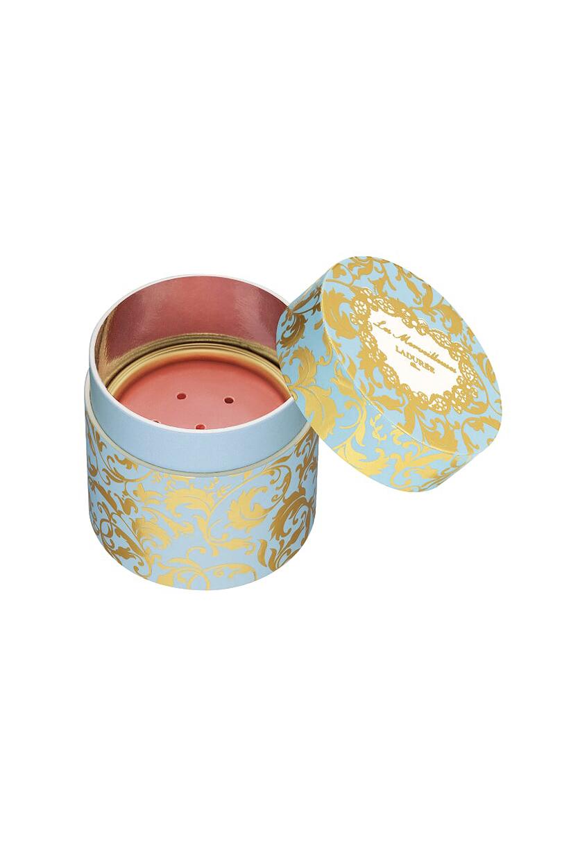 Les Merveilleuses LADURÉE cheek color powder 2018 fall cosmetics collection blush makeup lip gloss makeup case power foundation concealer