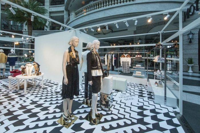 Louis Vuitton 台北女裝快閃店上架最新系列,獨賣手袋只有這裡買的到!