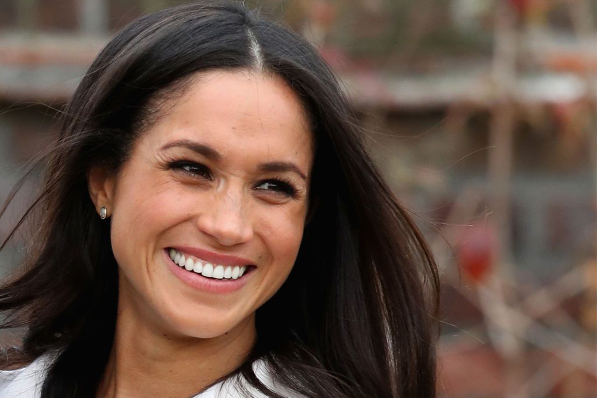 Meghan Markle's Makeup and Skincare Routine