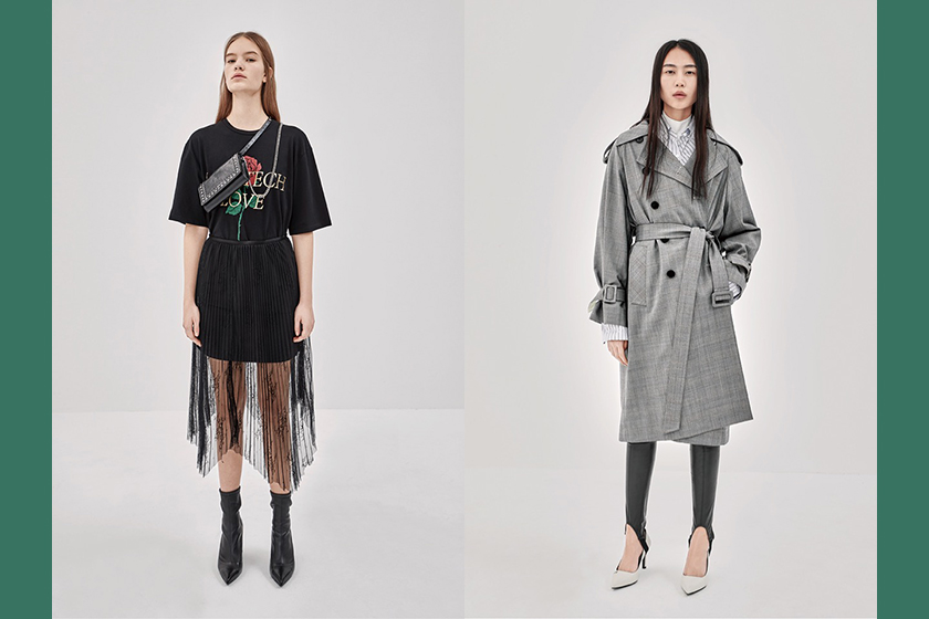 MO&CO. pre-fall 2018 lookbook