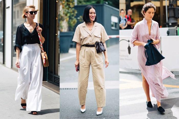 夏天要如何穿搭才清涼又不失時尚?從 #PFW 的時尚達人身上發掘靈感!