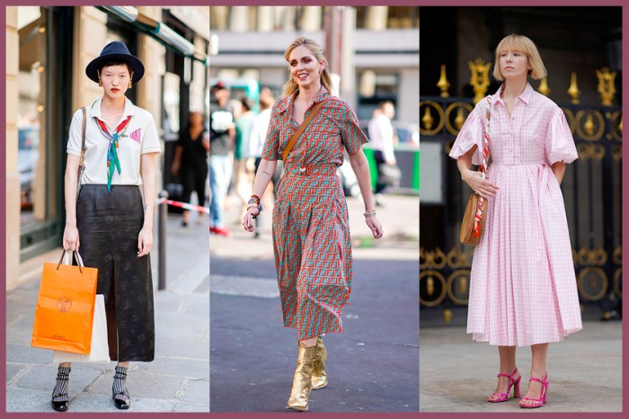 #PFW:向一線時尚工作者取經,請服用這最精華的 20+ 穿搭靈感!