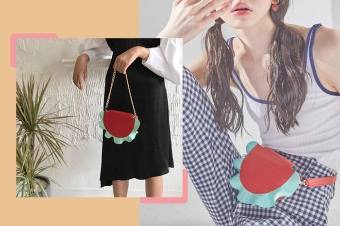 手袋永遠不嫌多:尤其是來自韓國小眾品牌的新品,4 種背法一款滿足!