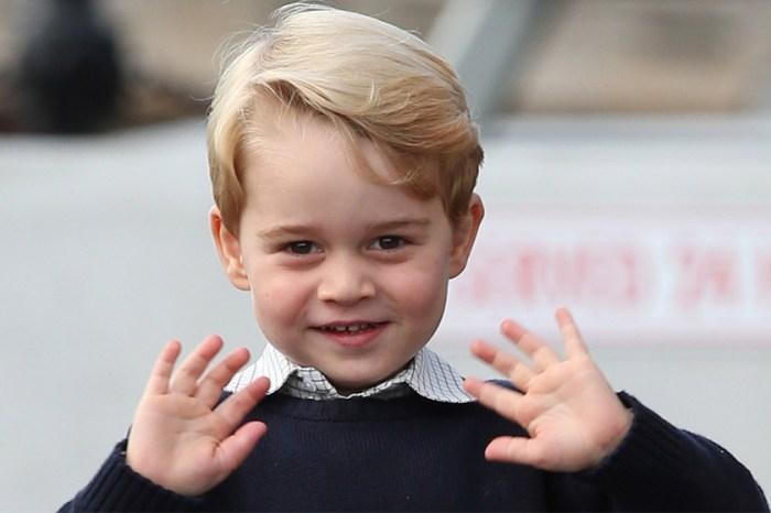 為喬治小王子來個大平反!原來平常的他是一個非常健談的小孩子…