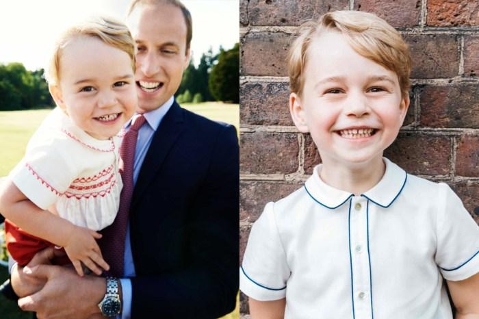 喬治王子 5 歲了,但威廉王子和凱特王妃有個秘密一直沒有告訴他!