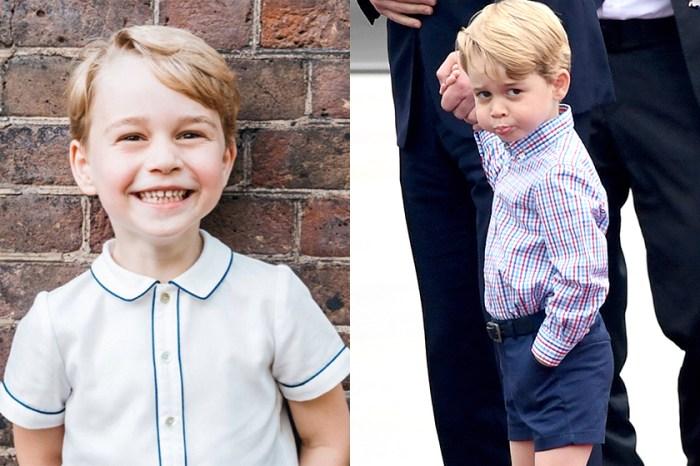 原來喬治小王子 5 歲之後,就要開始遵守這項皇室規條!