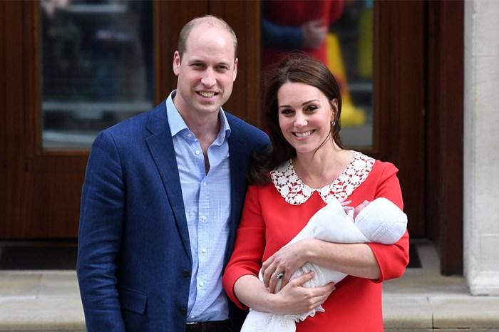 走不掉的皇室傳統!路易小王子受洗在即,就連洗禮用的水也有規定!