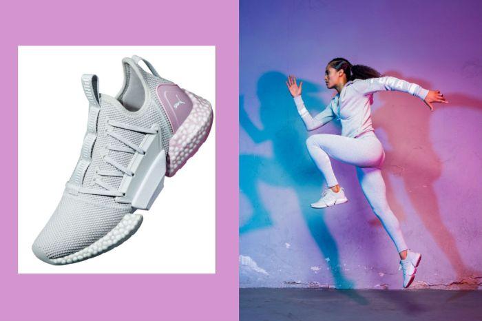 誰說慢跑鞋一定老土?這雙 PUMA HYBRID 翻轉妳對科技鞋款的印象!