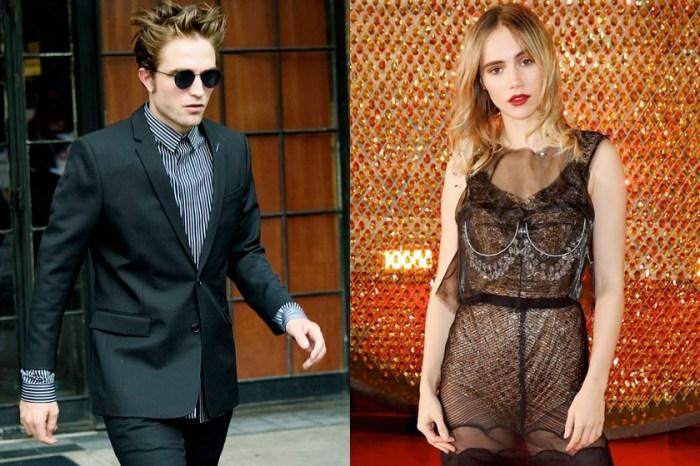 走出分手痛之後:Robert Pattinson 街頭放閃全捕捉,新戀情對象是 Suki!