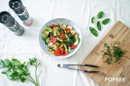 #週末廚房:誰說沙律不好吃?夏日開胃牛油果雜菜沙律!