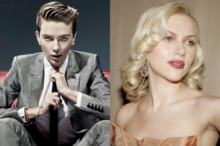 Scarlett 新作挑戰女扮男裝,卻引來網友撻伐:「她是最不適合的人選!」