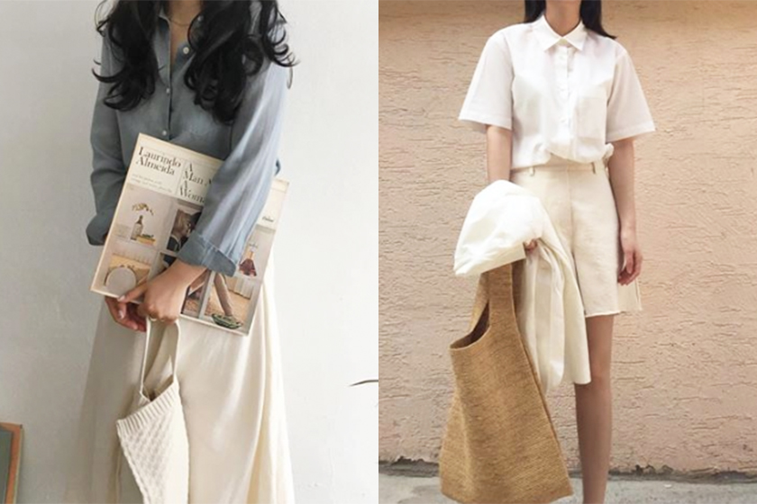 shirt-styling-tips-korean-instagram-girls