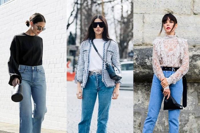 法國與美國時尚女生今季力捧的牛仔褲款!「Sailor Pants」究竟是甚麼?