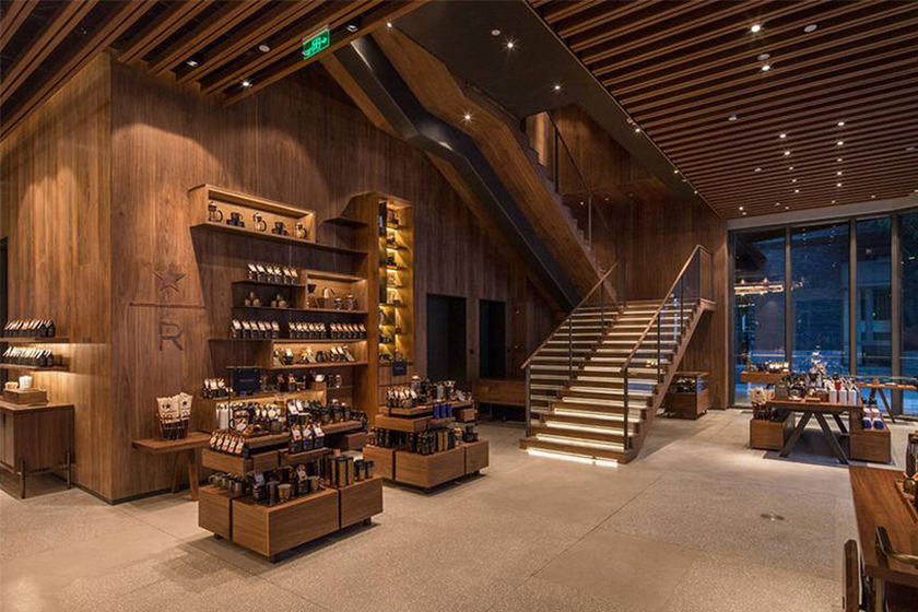 starbucks reserve beijing china