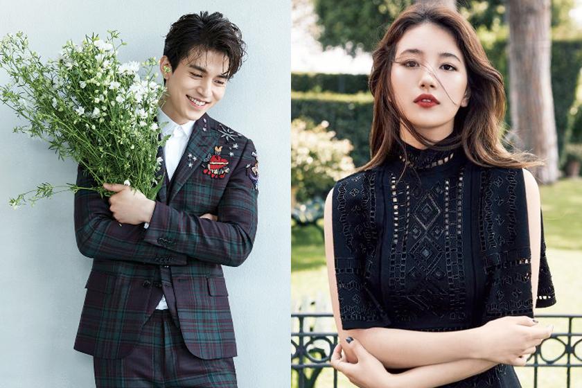 Suzy Lee dong wook break up korean celebrity couple