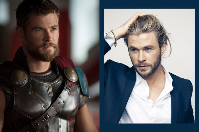 造型曝光!看過如此帥氣的 Thor,你必定會期待《黑超特警組 》的來臨!