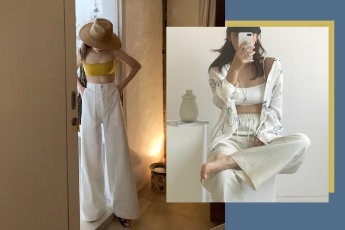 夏日最涼快的時髦穿搭:看完後,你也會馬上想替衣櫃添件「平口背心」