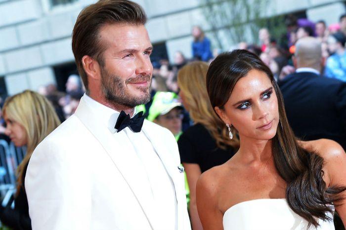 結婚 19 年依舊熱戀!Beckham 夫婦在兒子運動會上的甜蜜互動太閃了!