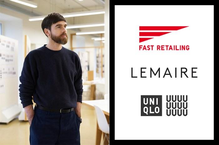 Uniqlo 母公司宣佈收購 Lemaire 少數股權,Christophe Lemaire 亦獲續約
