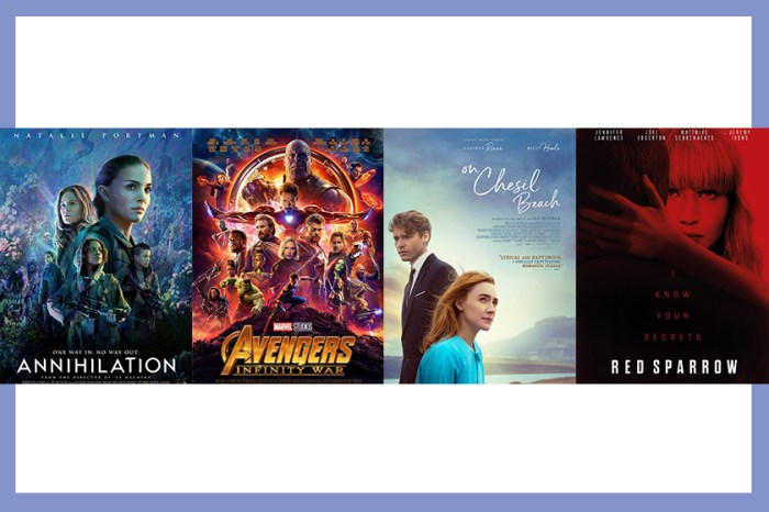 2018 上半年度最佳電影名單出爐,你全都看過了嗎?