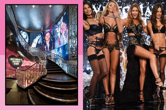 朝聖新地標:搶先看 Victoria's Secret 銅鑼灣旗艦店每個角落,而且這兩位 VS 天使將會來香港!