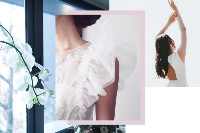 隱藏在上坡小巷的氣質婚紗店「初朵」,為女生送上一生中最唯美浪漫之時刻