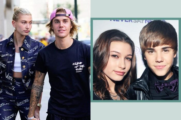回到當年還未有「我們」時:Justin Bieber 跟 Hailey Baldwin 首次見面片段曝光!