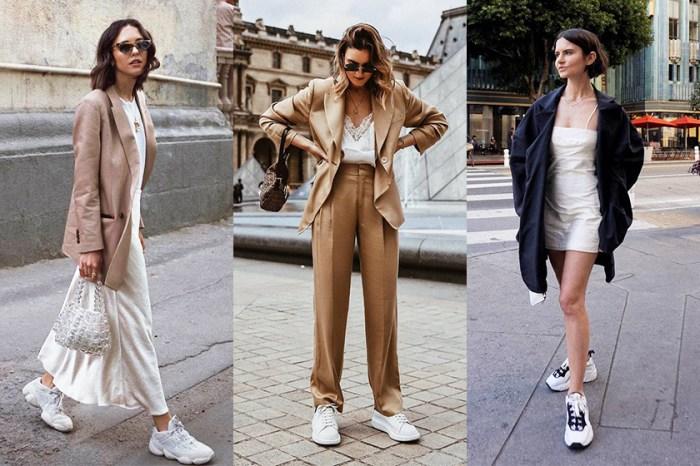 夏日街拍特集:向超過 40 位 Instagram Girls 偷師,白波鞋也能配搭出新鮮感!