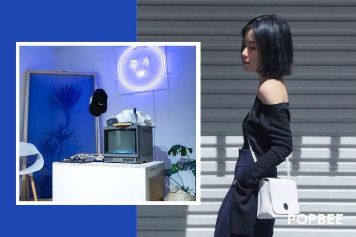給自己 25 歲的生日禮物:開一間夢想中的藍色小店!台灣 90 後老闆娘的創業故事