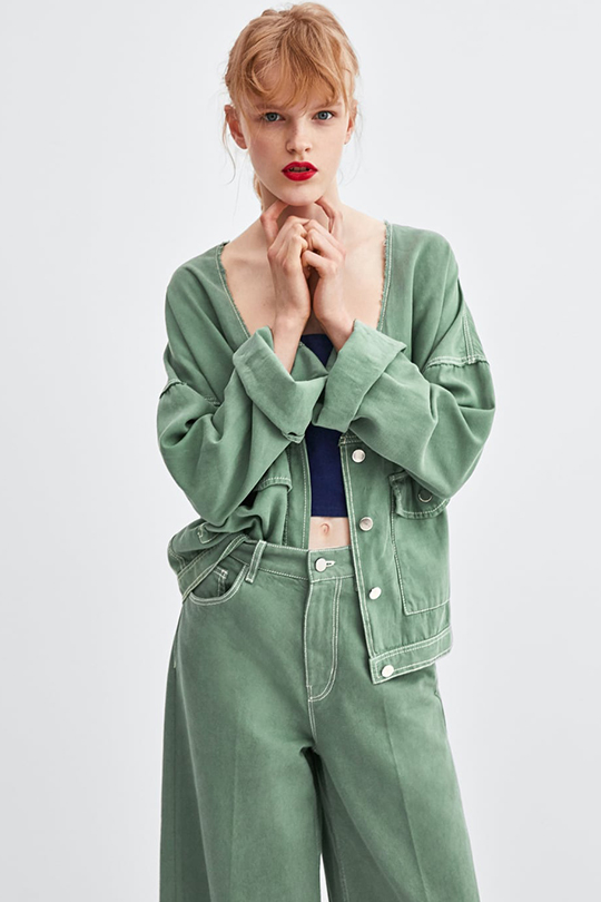 zara-trf join line collection