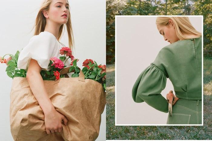 Zara 副線 TRF 推出全新系列,為夏天加上一抹清新感!