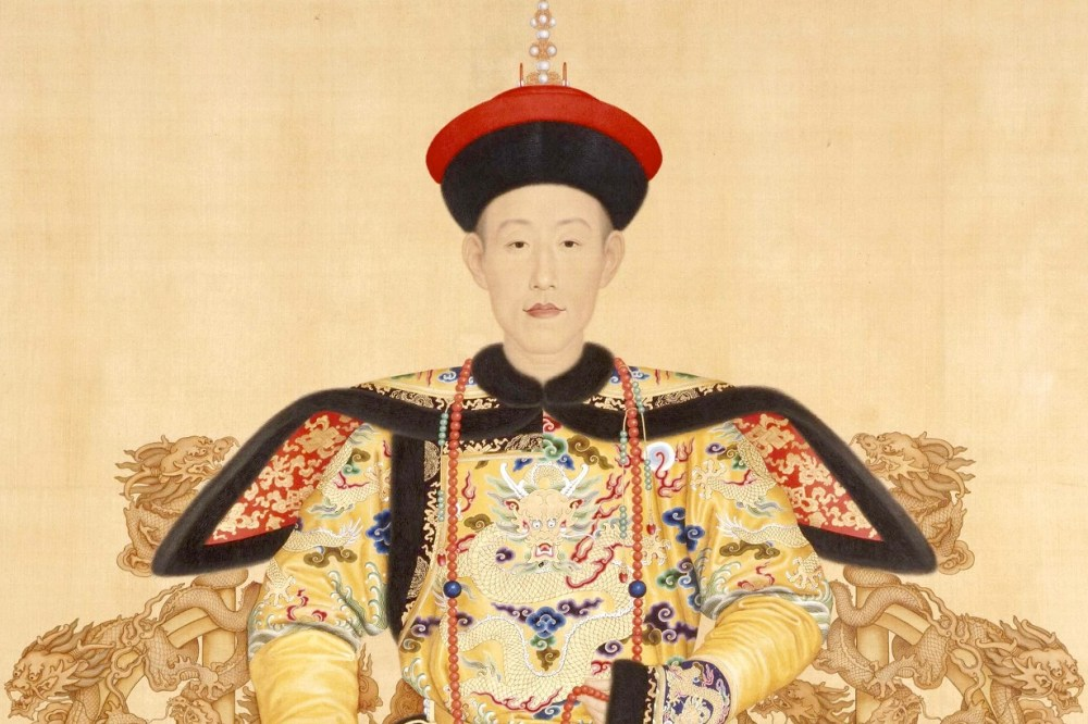 Story of Yanxi Palace secret queen Qianlong querlain Morandi