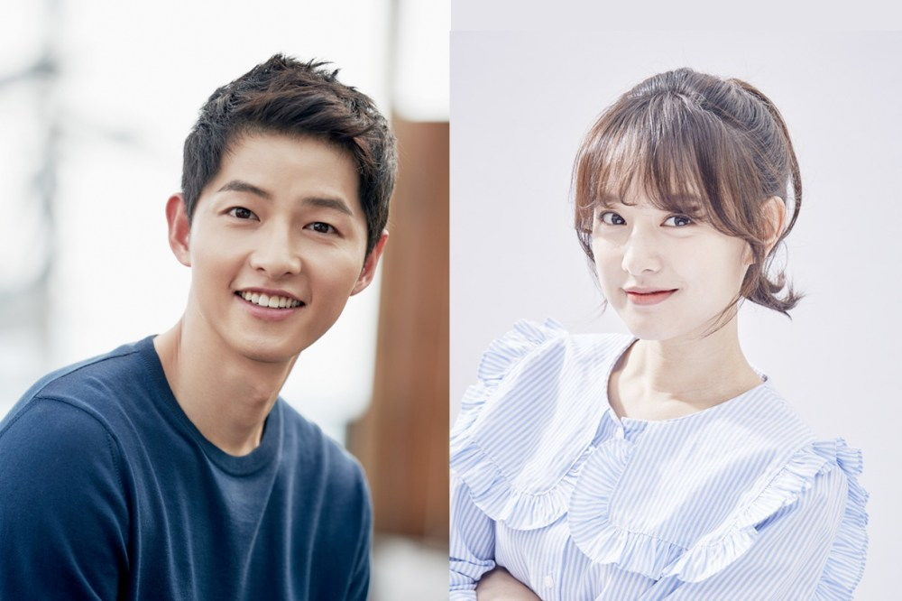 Song Hye-kyo Song Joong-ki korean drama new 2018 2019