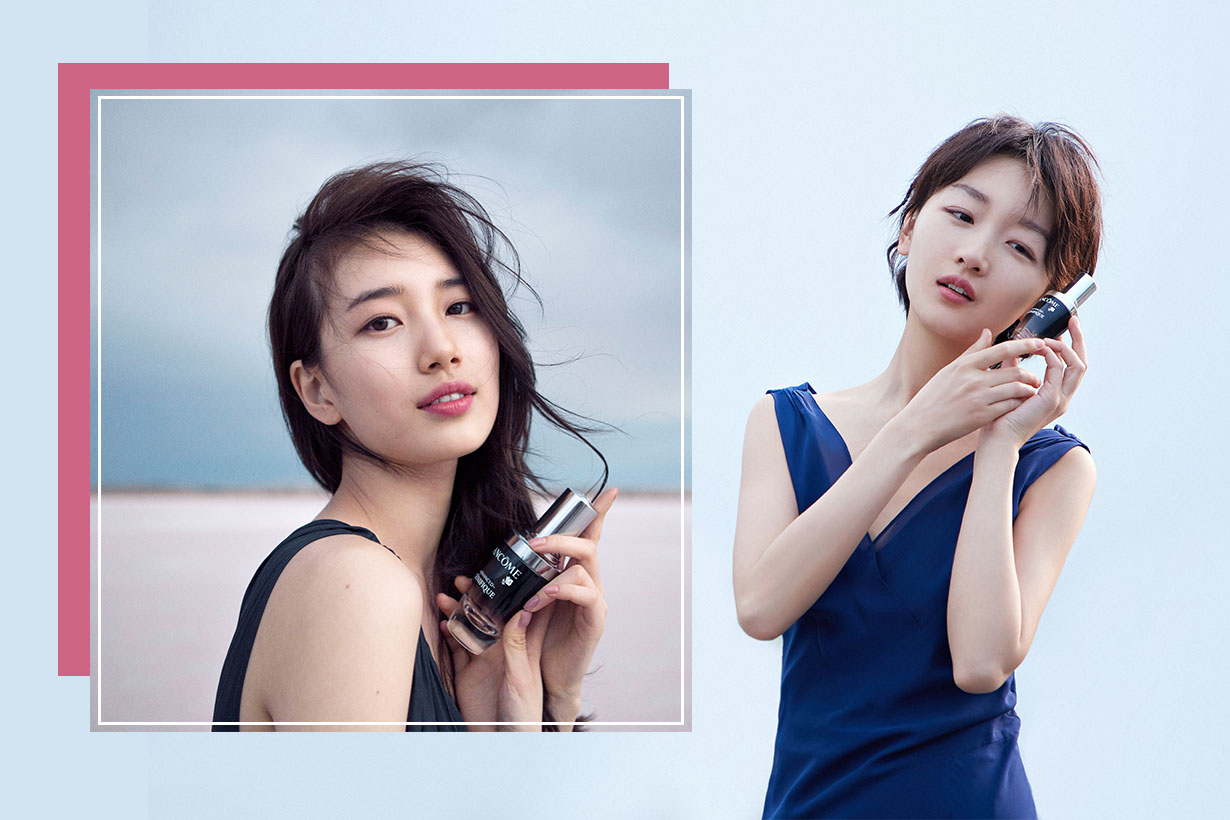 lancome-find-your-light-suzy-zhou-dongyu