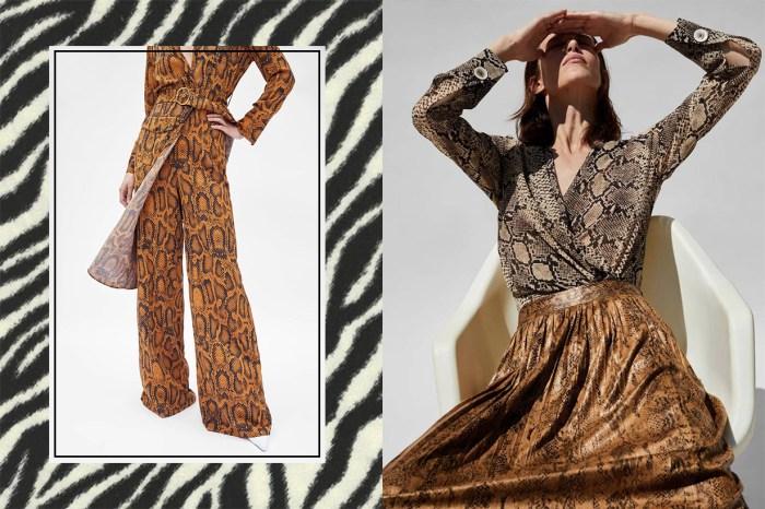 今年秋冬衣櫥裡一定要有的系列,連 ZARA 都為了它們設立了個別的分類區!