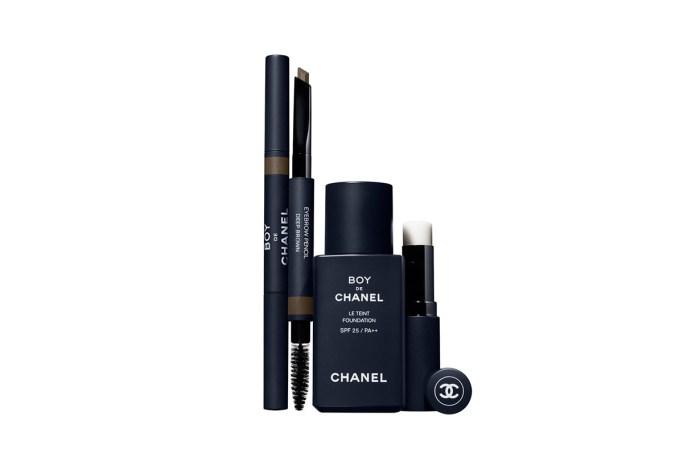 時尚龍頭 Chanel 首次推出「男士化妝品系列」,下個情人節就送男友這些吧!