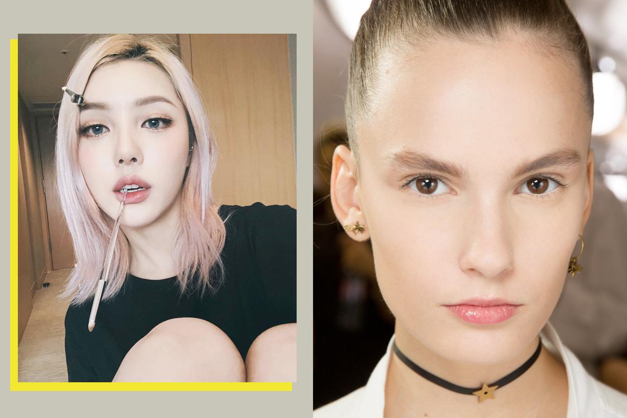 powder foundation apply makeup artist beginner summer oil skin