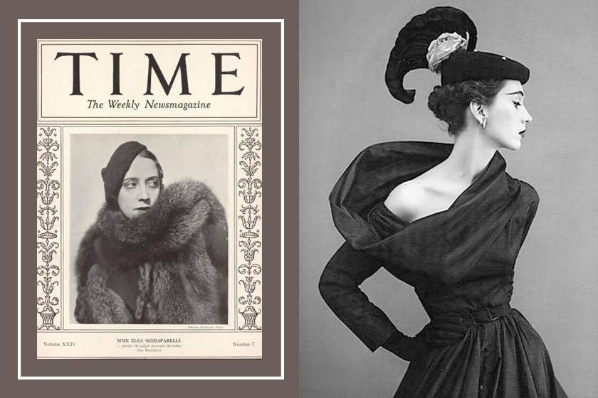 fashion inspiration Elsa Schiaparelli life and designs