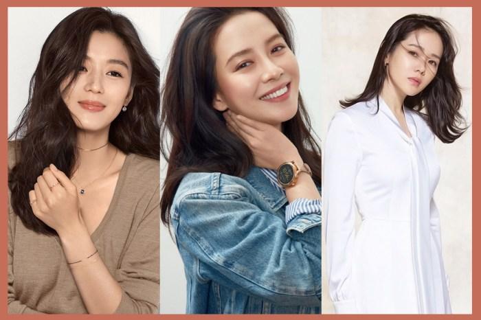 連全智賢也被比下去!被韓國網民票選最佳凍齡女星是 36 歲的她!
