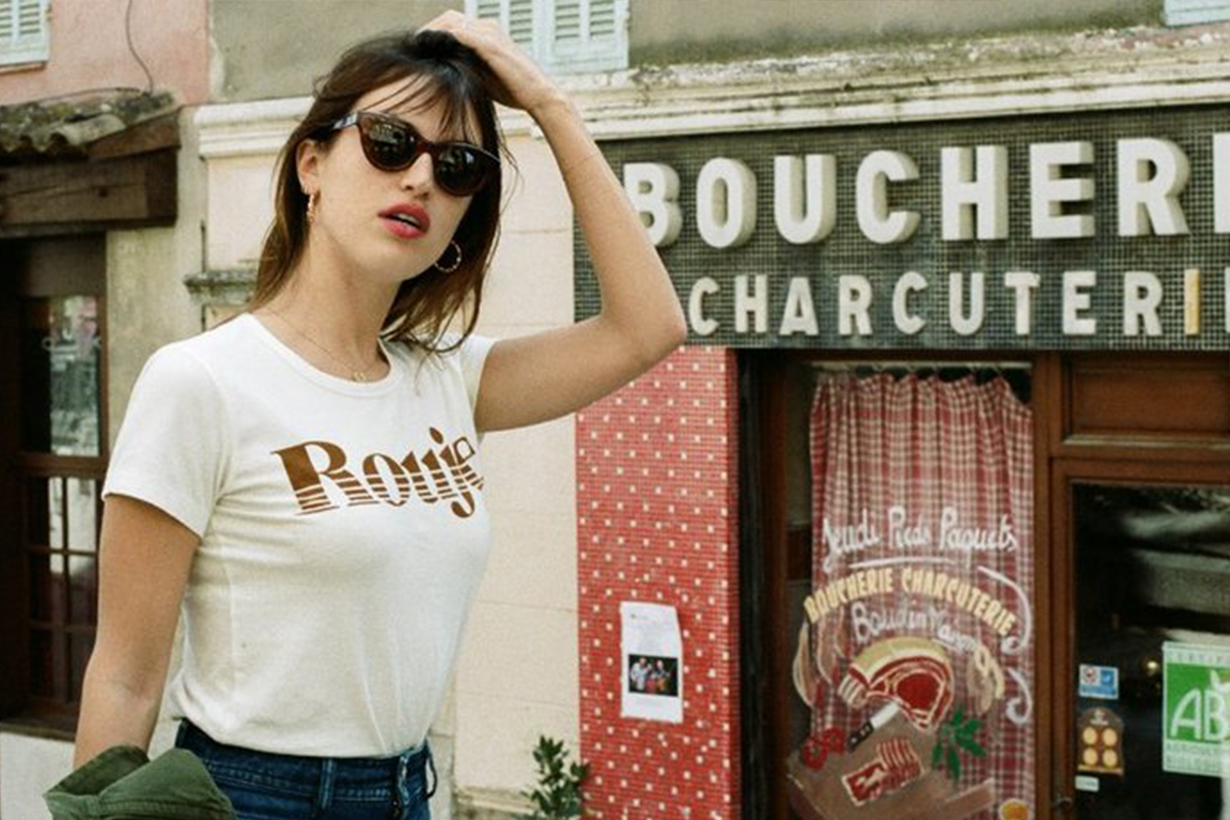 Jeanne Damas T-shirt Style