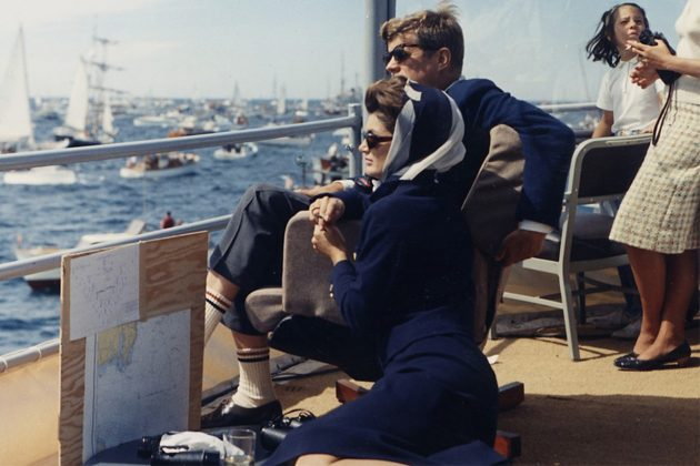 Jackie Kennedy Travel Scarf Sunglasses