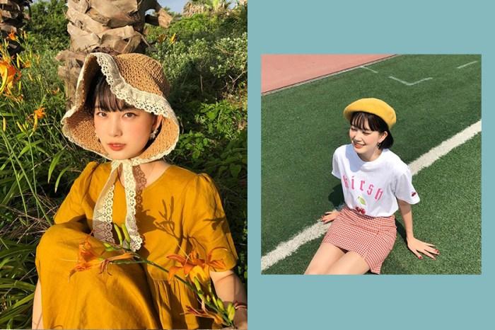 不想再跟別人穿很像?這位短髮女孩 365 天不同的「帽子戲法」學起來!