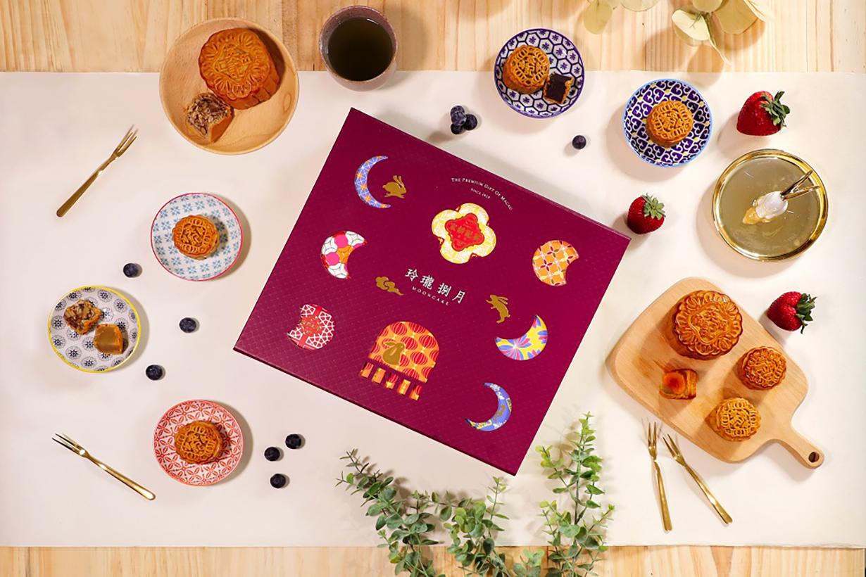2019 Mid Autumn Festival Mooncake