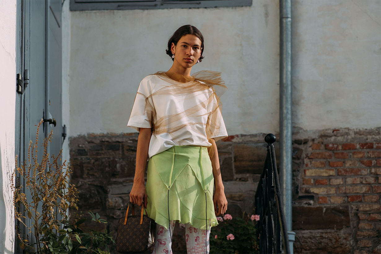 The Best Street Style at Oslo Fashion Week Spring 2019